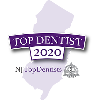 New Jersey Dentist Badge 2020