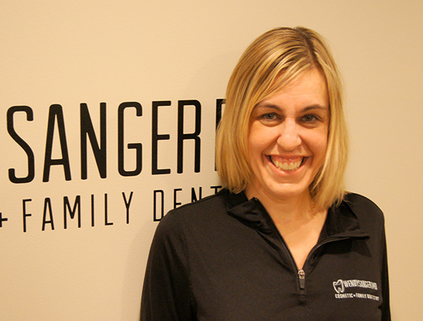 Dr. Wendy Sanger DMD at  Wendy Sanger DMD Cosmetic + Family Dentistry, in Warren, NJ